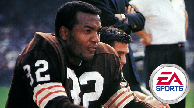 Jim Brown Great Football Player | All things American ...